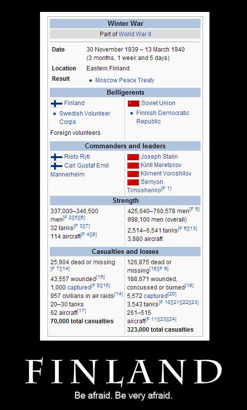Badass Finland - funny pictures #funnypictures