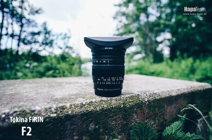 Tokina Firin 2/20 mm FE MF für Fotografen und Filmer:  Vollformat-Superweitwinkelobjektiv für spiegellose Sony-Kameras mit E-Mount