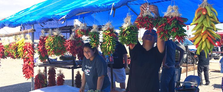 As summer cools down, the Village of Hatch heats up. Labor Day weekend heralds the annual Hatch Chile Festival, a two-day celebration.