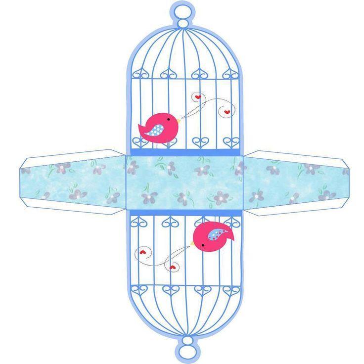 Gaiola passarinhos