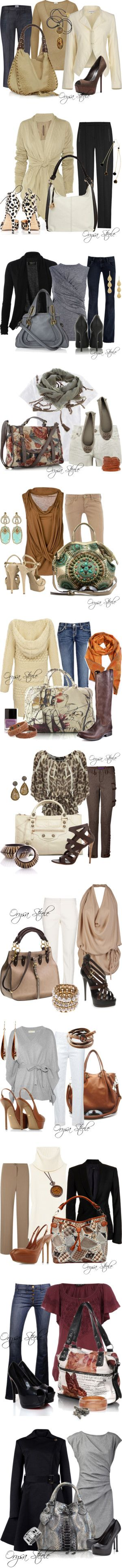 """Oh That Handbag"" by orysa on Polyvore"