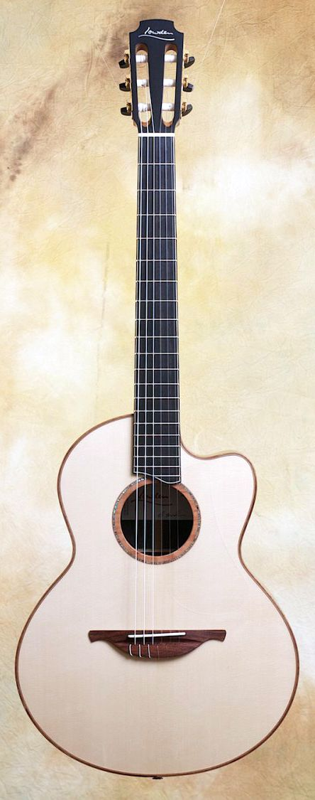 LOWDEN S50 Jazz - Namm Show Guitar | CR Guitars