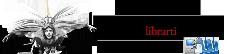 Liber-azione    Libera — anzi, libra! — la tua opera letteraria dandole la dimensione editoriale, ma rimani in possesso di questa dimensione: un libro elettronico, impaginato e copertinato secondo le regole, già pronto da stampare come, dove e in quante copie vuoi, è tutto ciò che ti serve per partire con l'auto-pubblicazione.