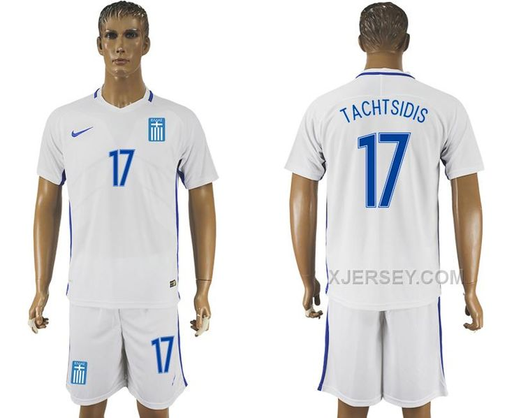http://www.xjersey.com/201617-greece-17-tachtsidis-home-soccer-jersey.html 2016-17 GREECE 17 TACHTSIDIS HOME SOCCER JERSEY Only $35.00 , Free Shipping!