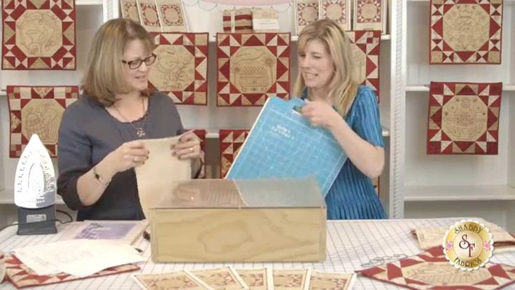 Learn Embroidery Line Tracing Tips from Kathy Schmitz!