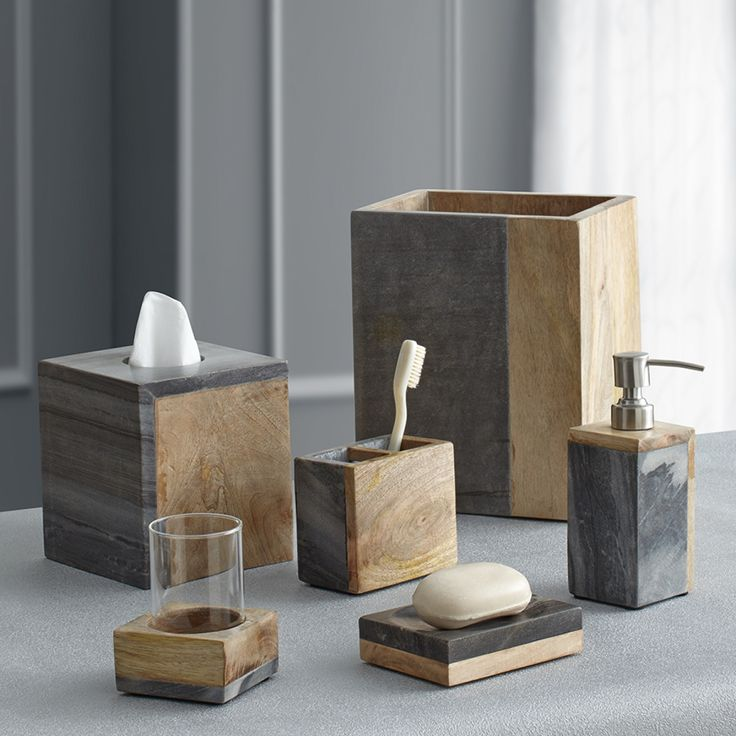 Add A Natural Look To Your Bathroom With The Holden Bathroom Collection Featuring Beautiful Natural Grey