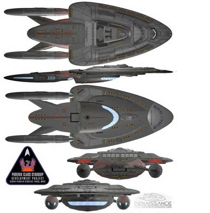 Star Trek - Phoenix class