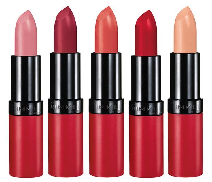 Rimmel London Kate Moss Lipsticks - A Beauty Junkie in London
