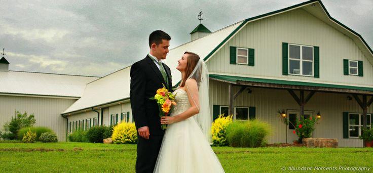 Berry Acres - Kansas City Wedding Venue
