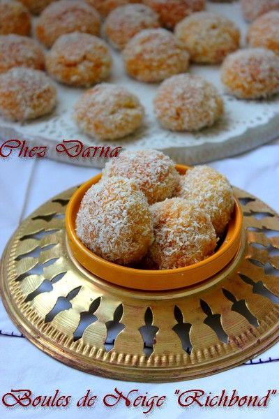 Aujourd'hui,je vous poste la recette d'un gâteau un des plus célèbres gâteaux du Maroc. Un petit four bien que très simple est très célèbre depuis des décennies. Il a plusieurs dénominations bien drôles Richbond, comme la marque d'un fabricant de matelas...