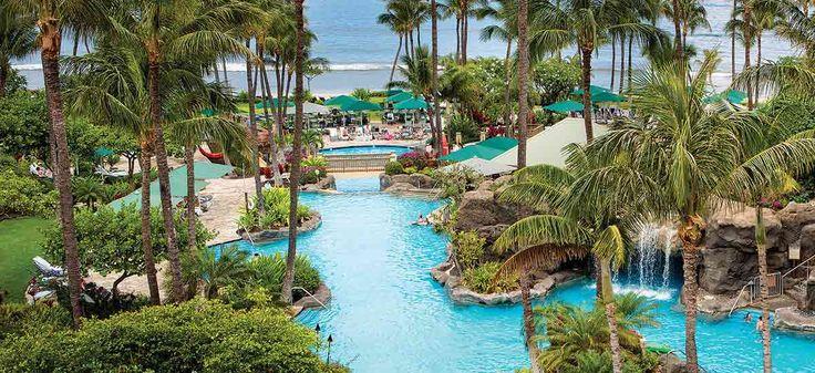Lahaina Resort   Marriott Maui Ocean Club – Lahaina & Napili Towers