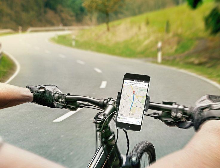 Fahrrad Handy Halterung für alle Phone