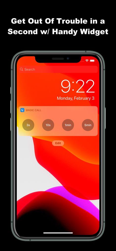 [iOS] Magic Call Pro Prank Call (1.99 to Free) Games