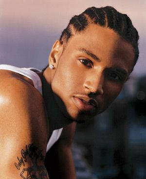 sexy black men | Trey Songz