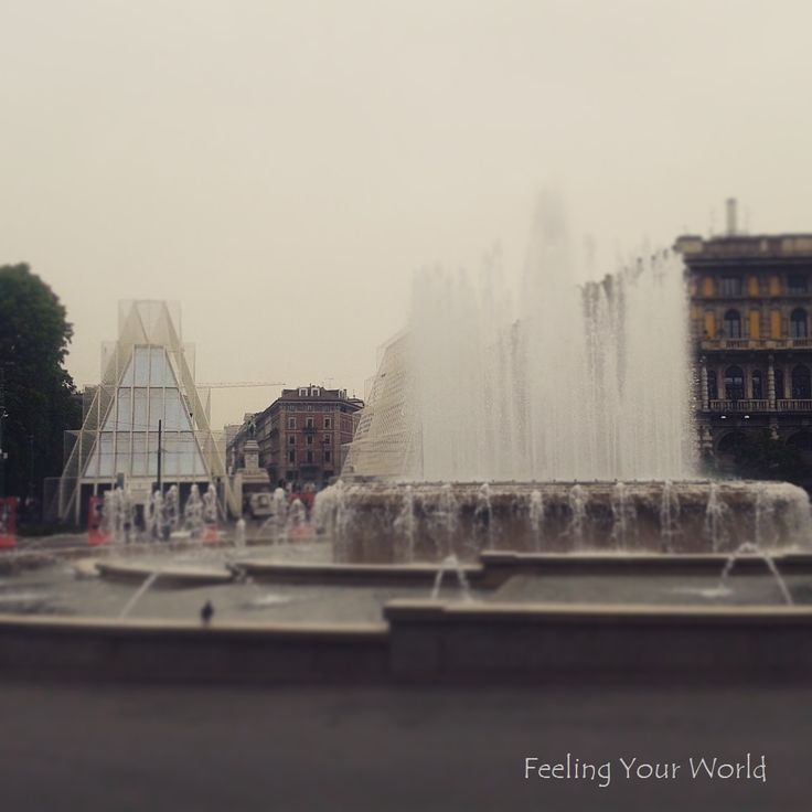 Expo Gate @Expo2015Milano The new amazing pedestrian area around the Sforzesco Castle #Italy #feelingyourworld #instatravel #instacool #picoftheday #blog #travelblog #travelawesome #travel #eurotrip #wiseguides #europe #fountain #trip #triplookers #bestintravel