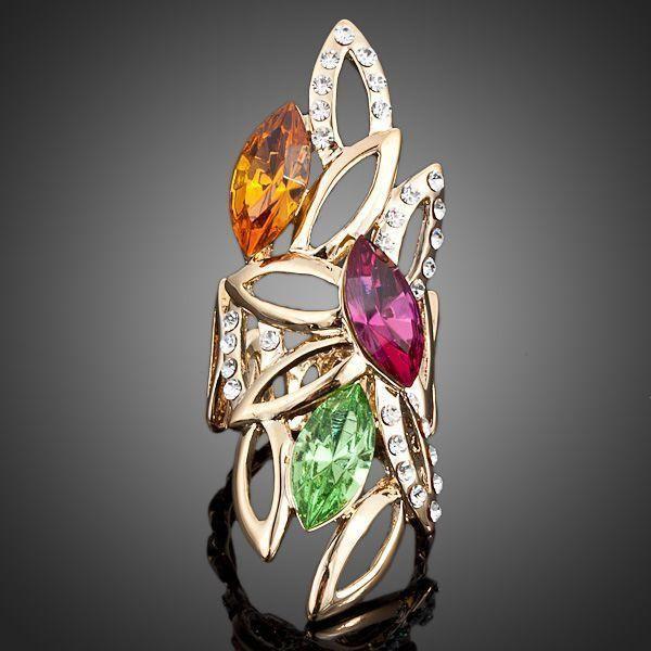 Stylish Multicolor Ring