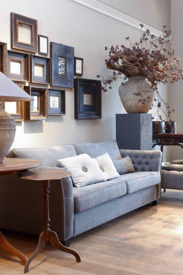 20 beste idee n over chique slaapkamers op pinterest shabby chic boekenkast shabby chic - Chique en gezellige interieur ...