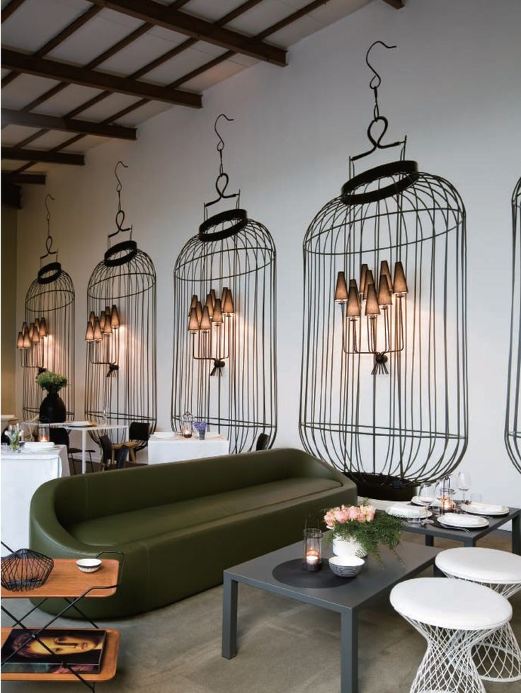 Slideshow: Gusto: A Guide to Restaurant Design | Dwell