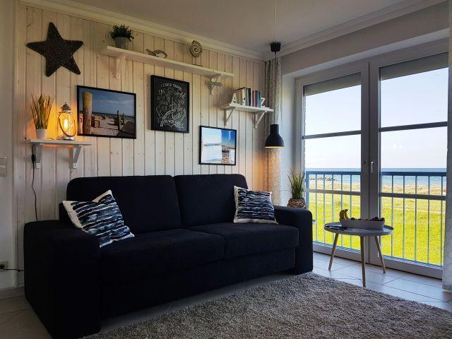 Luxus schlafzimmer mit meerblick  Die besten 25+ Ferienwohnung ostsee meerblick Ideen nur auf ...