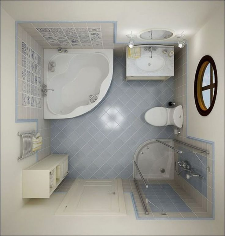 Small Bathroom Ideas 5X7