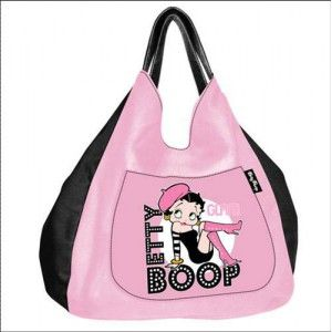 Sac trendy Betty Boop Glamour