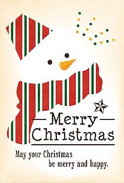 snowman クリスマス 2016  無料 イラスト クリスマスカラーの帽子とマフラーが素敵な雪だるまのイラストです。プレゼントに添えてみたり、ポストカードにして飾ってみたり、色々な使い方をしてみてください♪