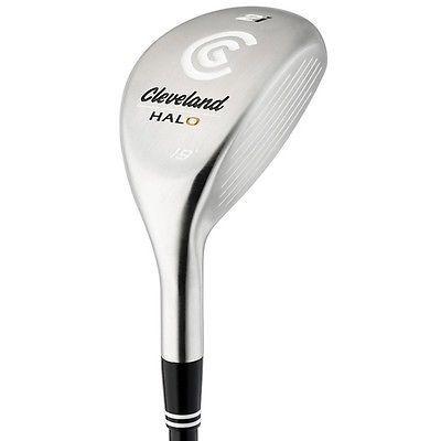 Cleveland Golf Clubs Halo 19 2H Hybrid Stiff Graphite Right Hand Men Value