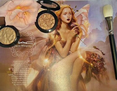 MAC Faerie Whispers Limited Edition Holiday Collection