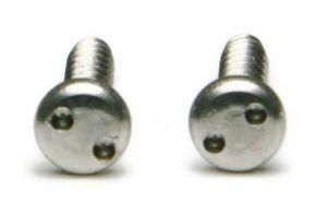 #14 Spanner Pan Head Tamper Proof Sheet Metal Screw 18-8 Stainless Steel