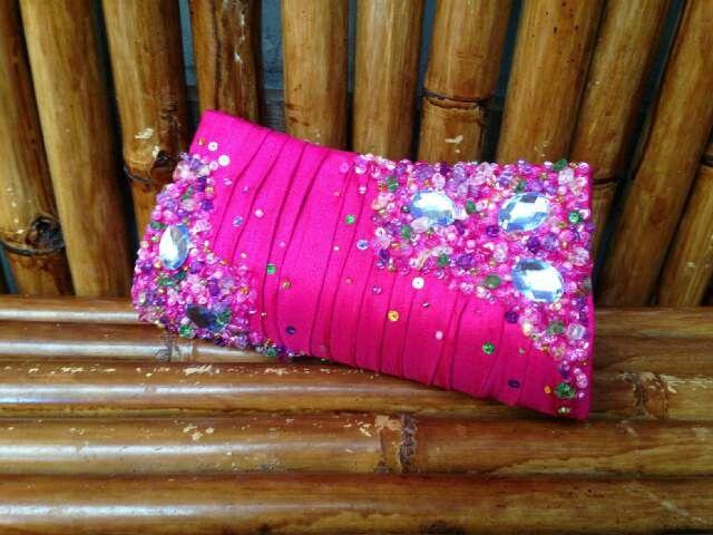 Sparkling! #clutchbag #eveningbag #partybag