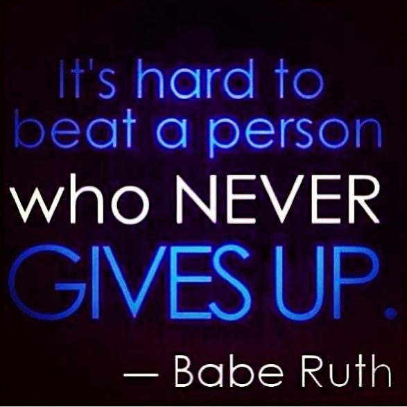 determination and hard work essays