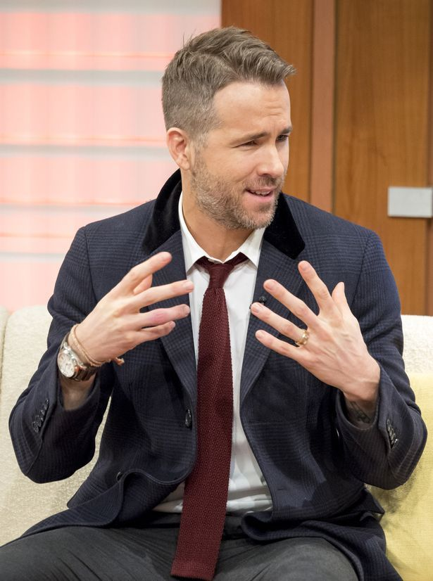ryan reynolds haircut 2016 - Google Search
