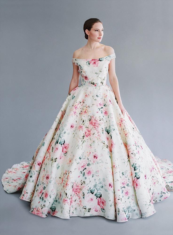 Jaclyn Jordan Alicia Size 6 Sample Wedding Dress Front View On