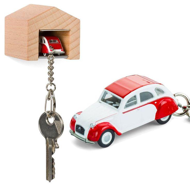 The Design Gift Shop - CORPUS DELICTI | Citroen 2CV Dolly Keyring
