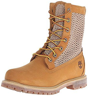 "Amazon.com | Timberland Women's Open Weave 6"" Boot 