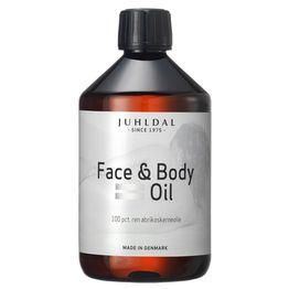 Juhldal face & body Oil, 500 ml.