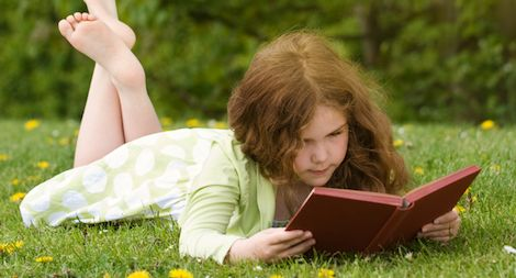 The Essential Middle Grades Summer Reading List. Great book recommendations for ages 8-13.