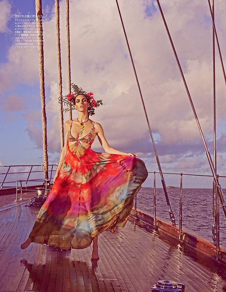 Fashiontography: Forbidden Paradise by Mariano Vivanco