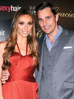 Giuliana and Bill Rancic were smitten at first sight.  The happy couple, who welcomed their first child Edward Duke Rancic via gestational surrogate on Wednesday, are eager to express their joy.