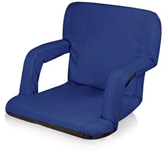 Bleacher Seats With Backs Stadium Seat For Bleachers Portable Reclining Navy #PicnicTime