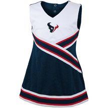 Walmart: NFL Girls' Houston Texans Cheerleader