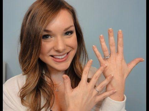DIY ❤ How to: Strengthen Nails & Soften Hands