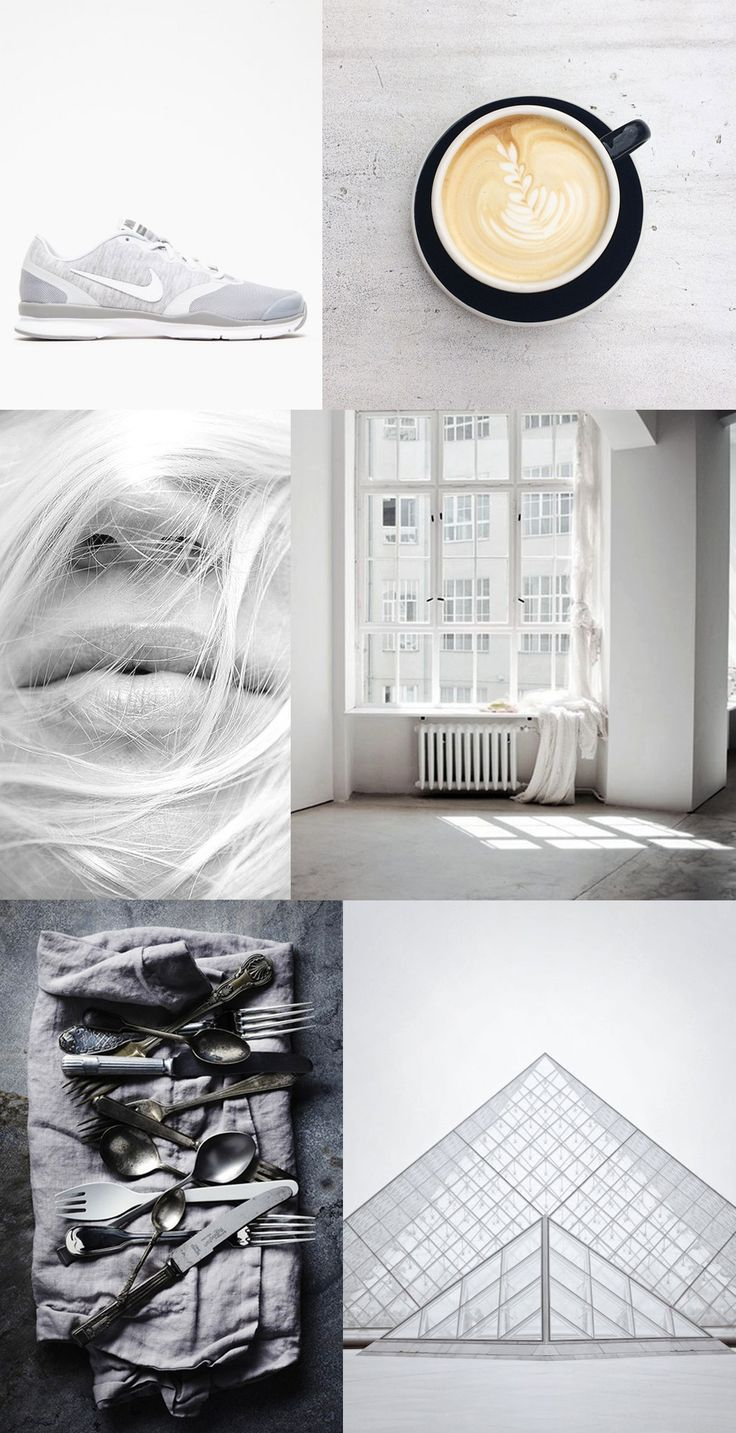 Light and grey