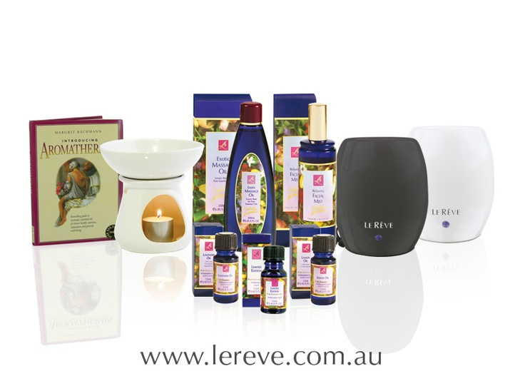 Le Reve Aromatherapy - the ONLY oils I will ever use. The purity of these oils is simply amazing