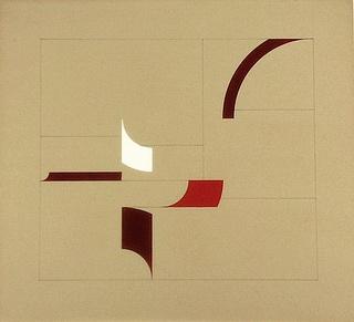 Oiticica, Helio (1937-1980) - 1957 Metaesquema No. 179 (Museum of Modern Art, New York City) by RasMarley, via Flickr