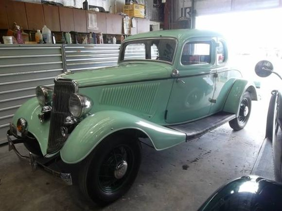 Hoarder Sell-Off 14 Early Ford & 208 best classic carz images on Pinterest | Antique cars Old cars ... markmcfarlin.com