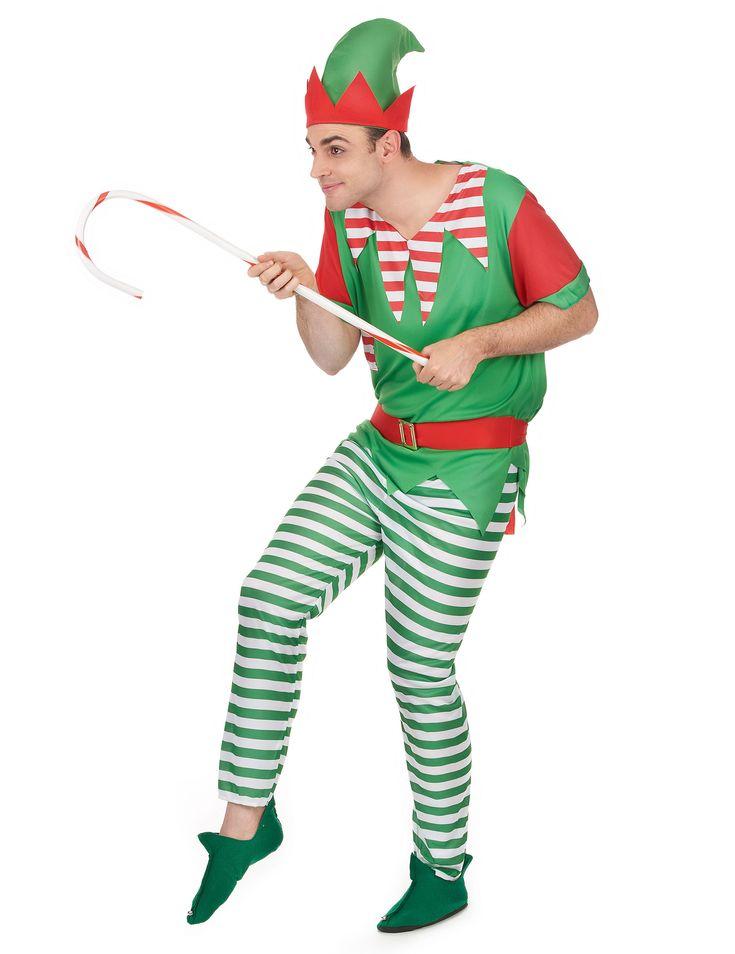 Elfen Kostüm Herren-1