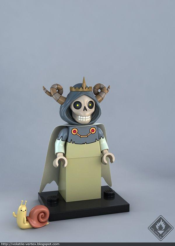 Adventure Time : Lich LEGO