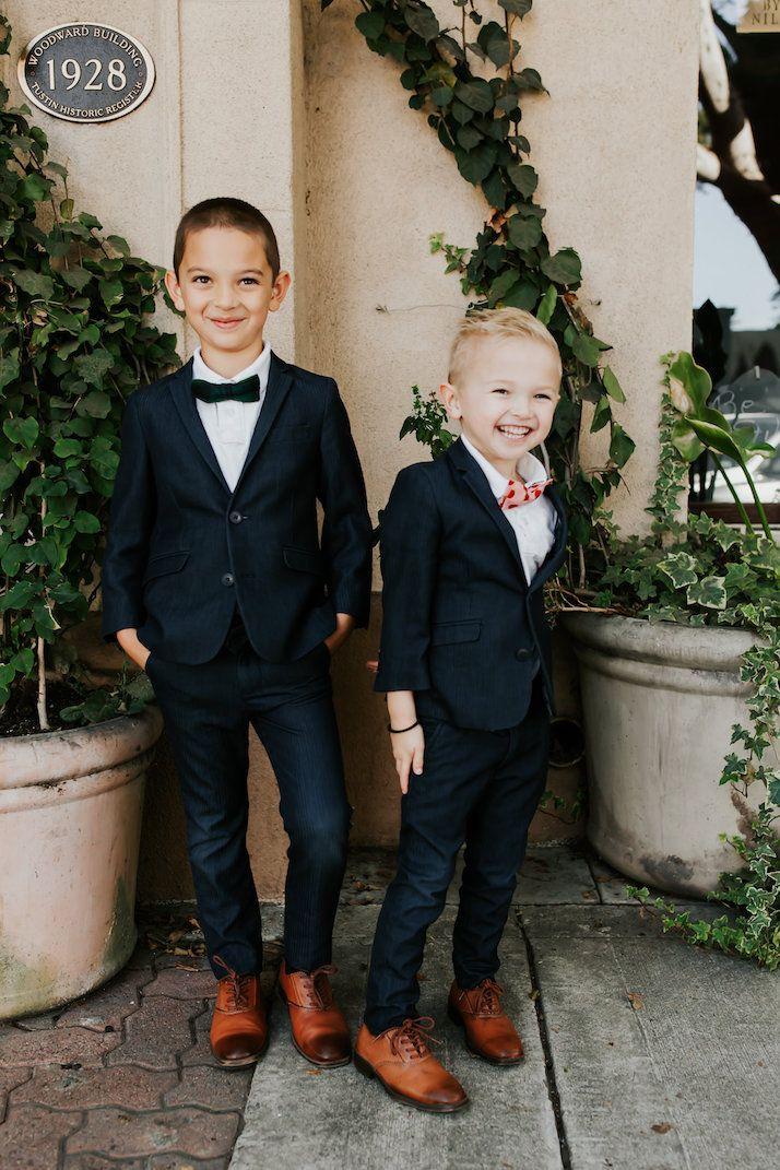 Little boys suits