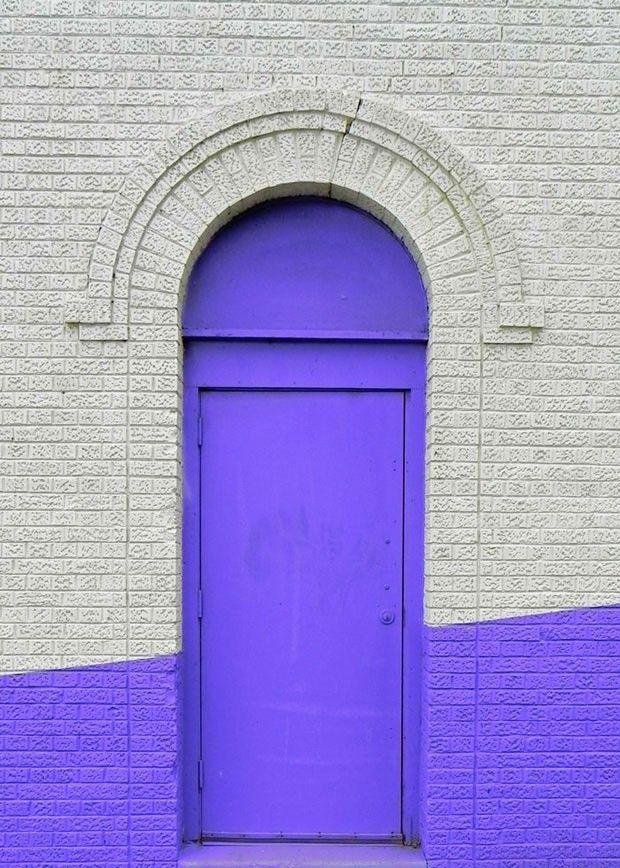Portas maravilhosas (Foto: reprodução)